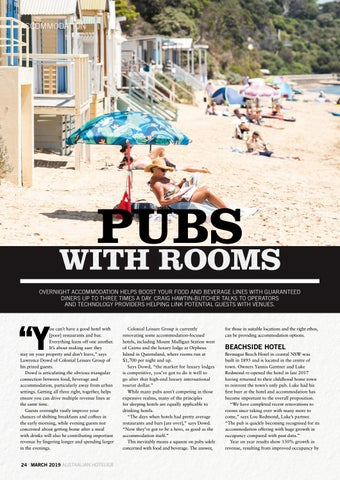 Page 24 of ACCOMMODATION - PUBS WITH ROOMS