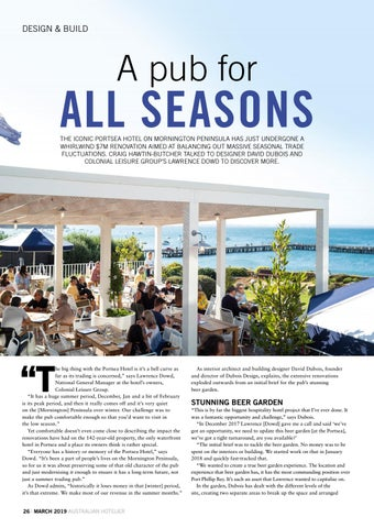 Page 26 of DESIGN & BUILD - A pub for all seasons