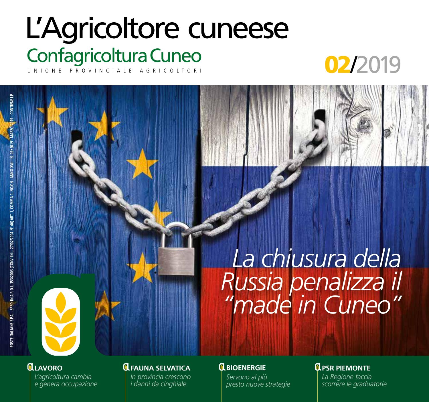By N L'agricoltore Issuu Cuneese Confagricoltura 22019 Cuneo Ok80nwPX