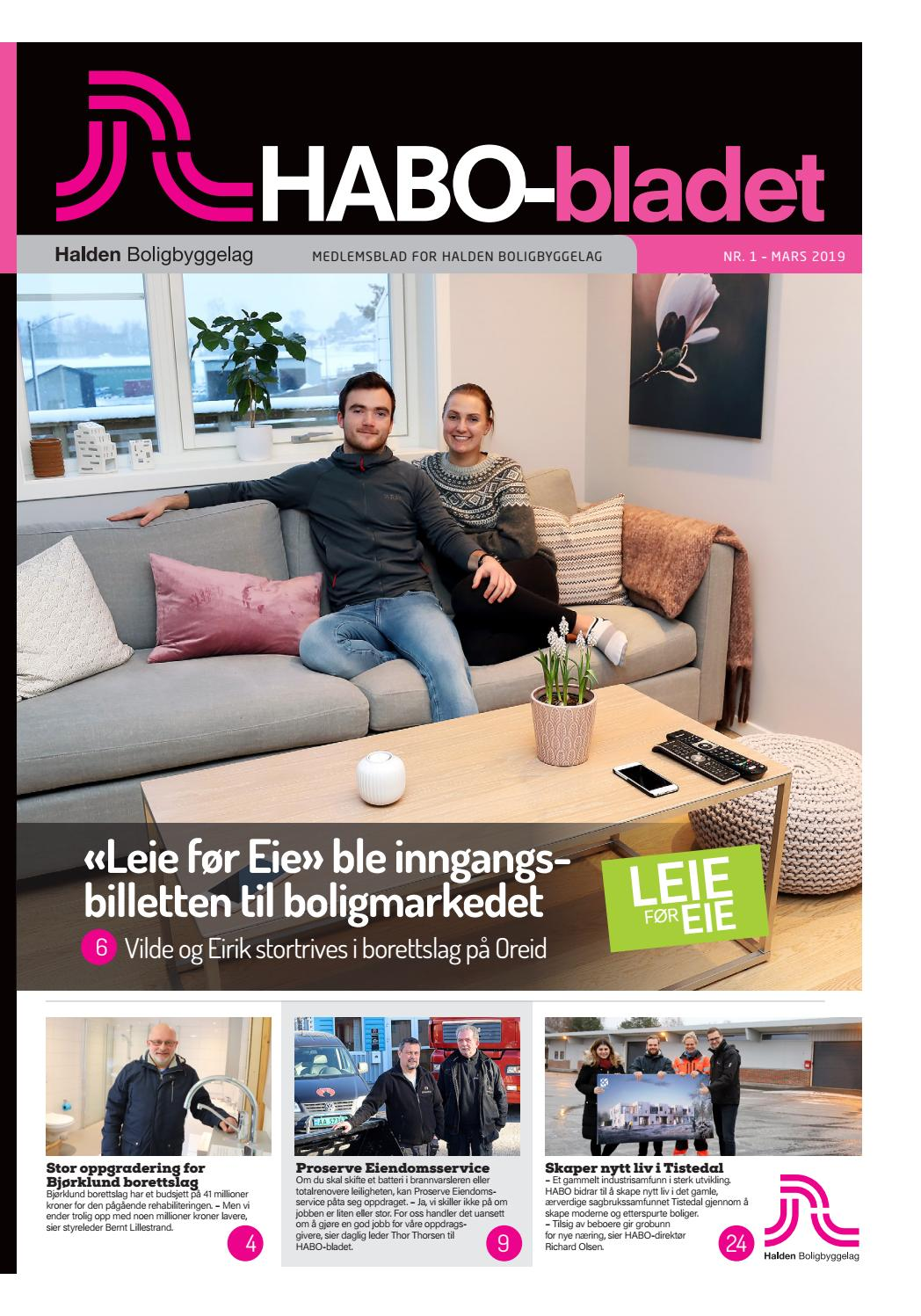 d77bed2e HABO-bladet nr 1-2019 by Suveren Kommunikasjon AS - issuu