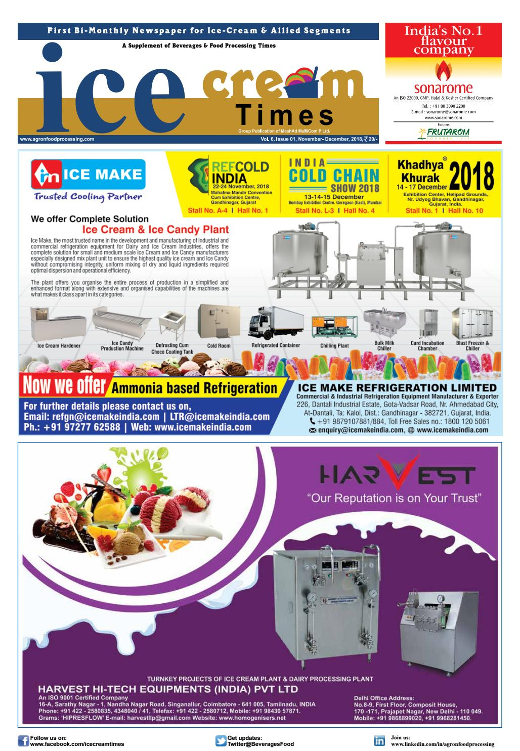 ICT Nov-Dec 2018 by Advance Info Media & Events - issuu
