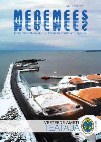 7aad8528edd Veeteede Ameti Teataja nr 3/4 (108) 2017 by Veeteede Ameti Teataja ...