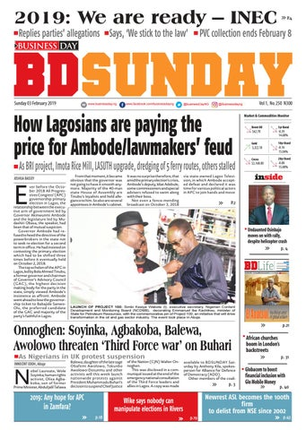 7860e492a BusinessDay 03 Feb 2019 by BusinessDay - issuu