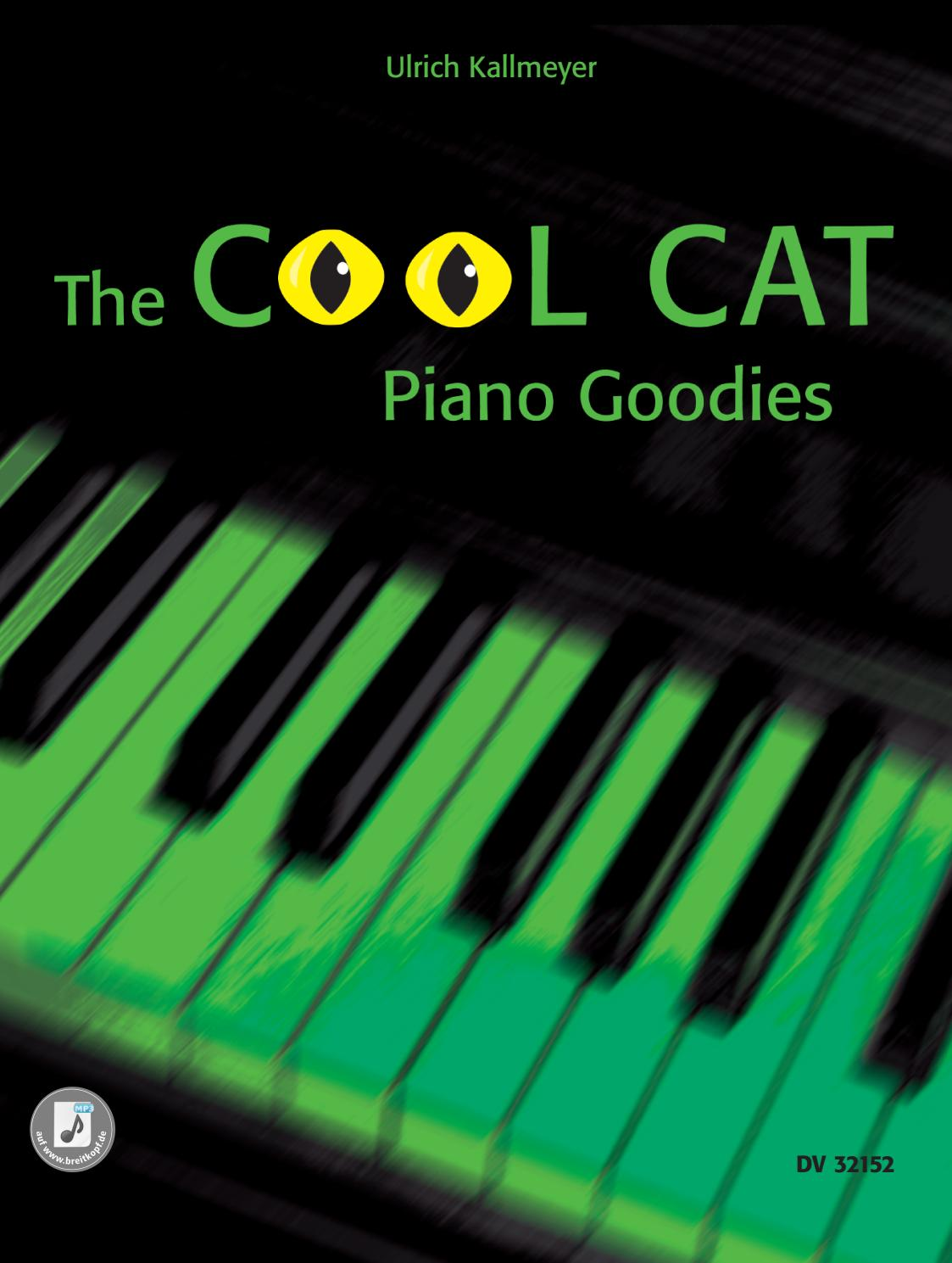 DV 8 – Kallmeyer, The Cool Cat Piano Goodies by Breitkopf