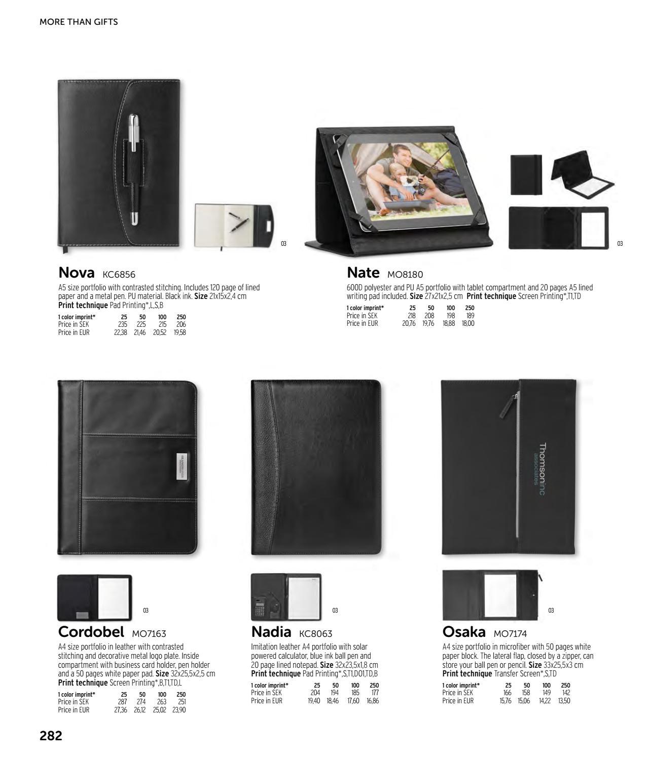 8100d7c0ceb015 Reklamegave katalog 2019 - Gifts by Detailreklame A/S - issuu