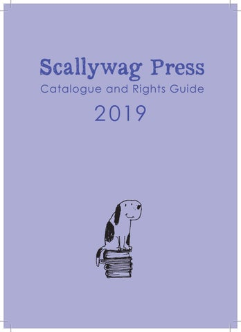 438bc21c6ff Scallywag Press - Autumn 2019 Catalogue by Bounce Sales and ...