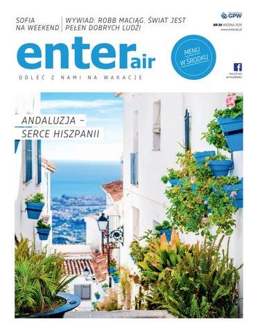 Magazyn Pokładowy Enter Air 22019 By Enter Air Issuu