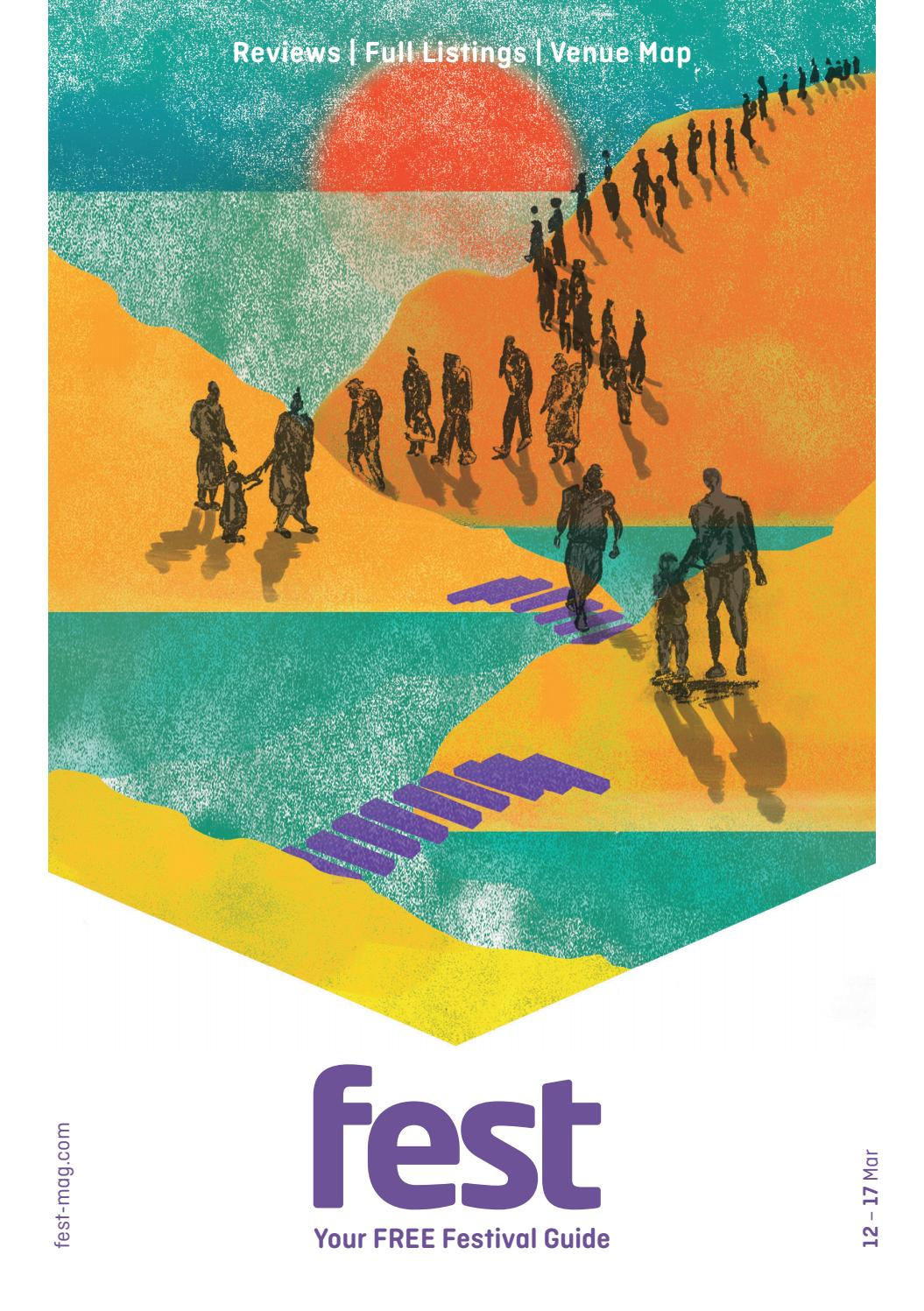 Fest Adelaide 2019 Issue 3 by Fest Magazine - issuu
