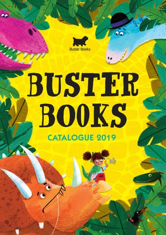 08903acee Buster children s books catalogue 2019 by Michael O Mara Books - issuu
