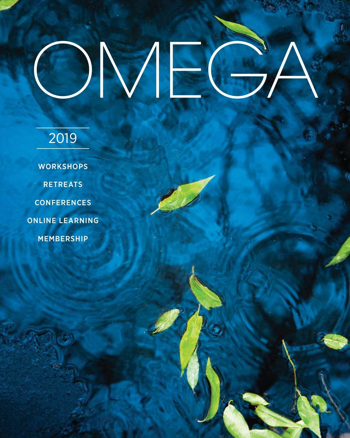 a23ba1e33d7 Omega 2019 Catalog by Omega Institute - issuu