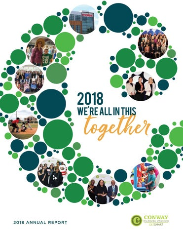 Fantastic 2018 Annual Report Conway Area Chamber Of Commerce By Download Free Architecture Designs Embacsunscenecom