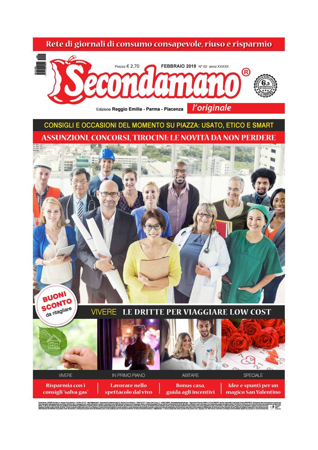 5e4bf00f5222 SECONDAMANO febbraio 2019 by Edit Italia S.r.l. - issuu