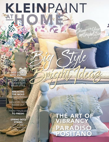Klein Paint At Home Spring 2019 by At Home Magazine - issuu