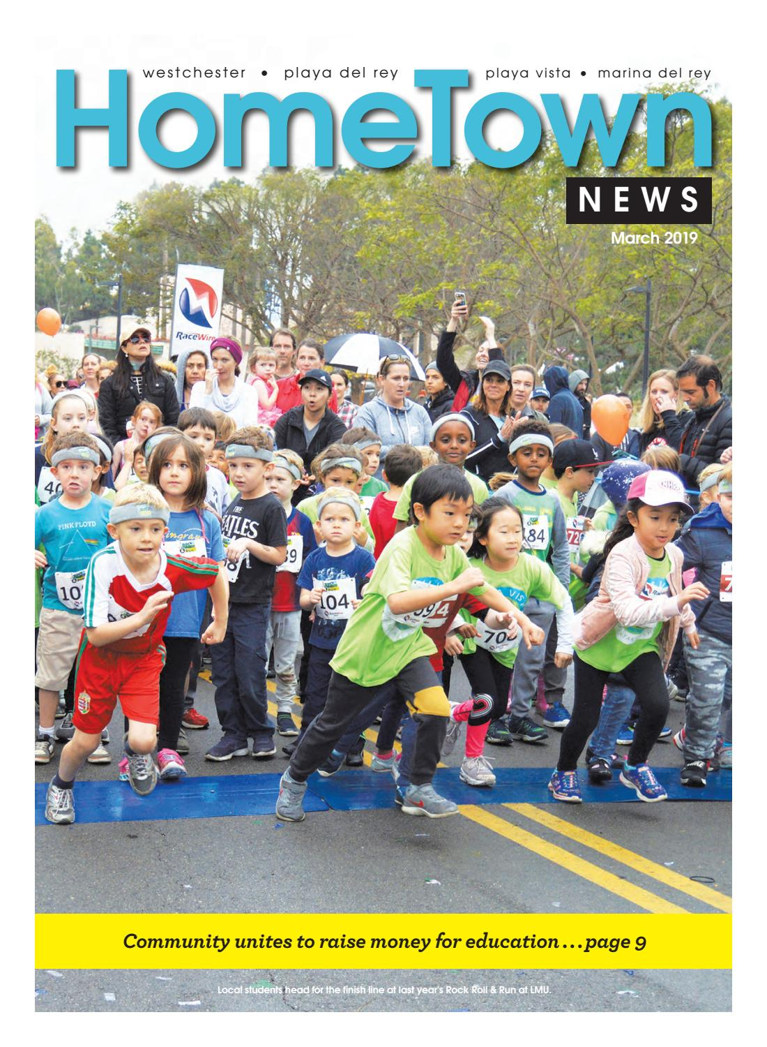 Westchester/Playa HomeTown News March 2019 edition by