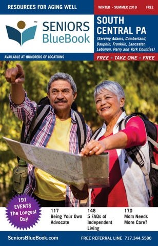 South Central Pa Winter Summer 2019 By Seniors Blue Book Issuu