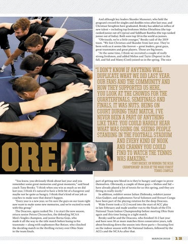 Page 13 of Defending NCAA Champions