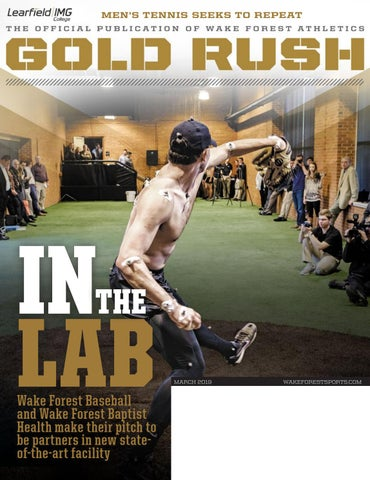 Gold Rush - March/April 2019 by Wake Forest Athletics - issuu