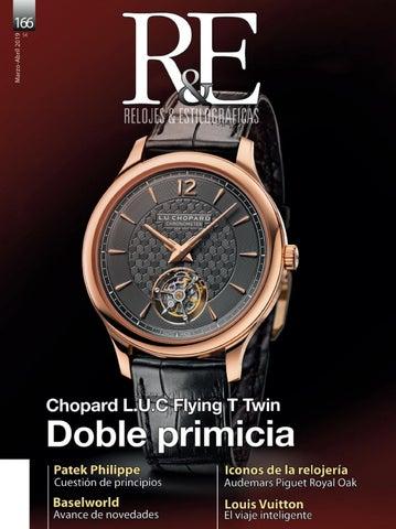 0d124f63a03f Tr tiempoderelojes numero 19 by Ed-Tourbillon.Spain - issuu
