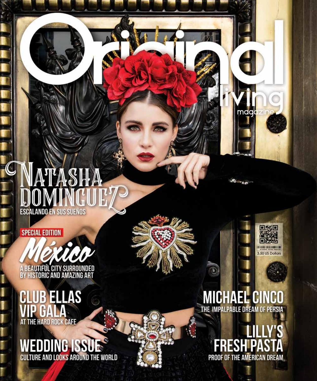Andrea Garcia H Extremo original living magazine issue 16 / spring 2019original