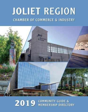 30c590c7a2bd Joliet IL 2019 Community Guide and Directory by Town Square Publications