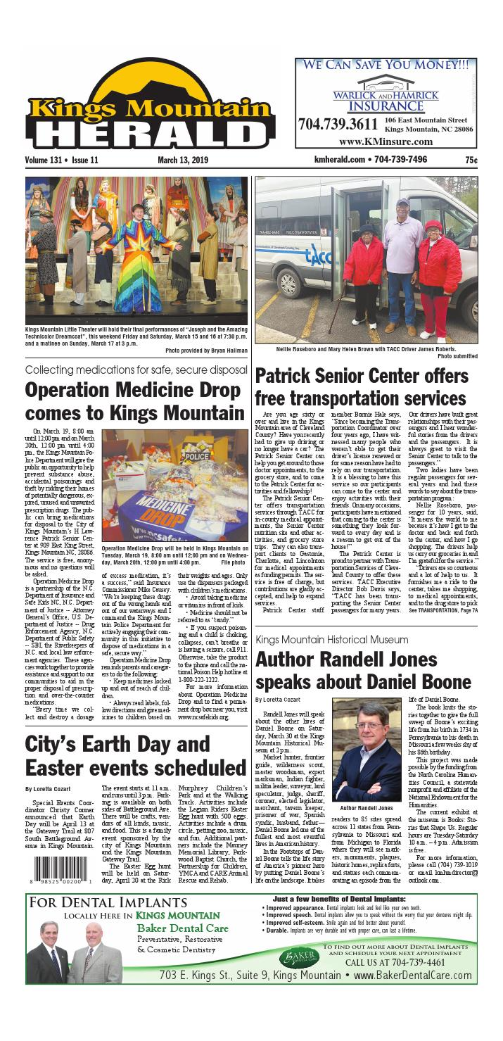 KM Herald 3-13-19 by Community First Media - issuu