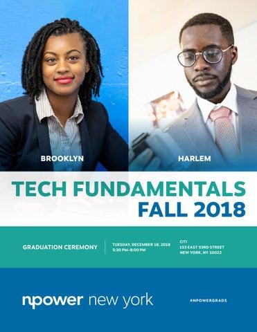 NPower New York Tech Fundamentals Fall 2018 by NPower - issuu