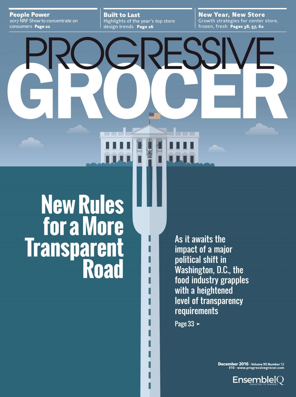 Progressive Grocer December 2016 by ensembleiq issuu