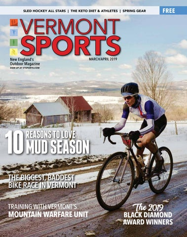 Vermont Sports March-April, 2019 by AddisonPress - issuu