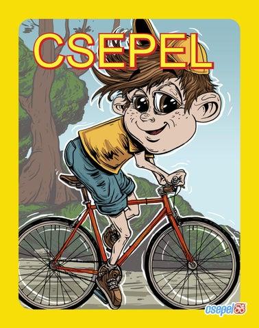 e0b35061087e Csepel Kerékpárok 2018 by Csepel - issuu