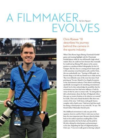 Page 26 of A Filmmaker Evolves