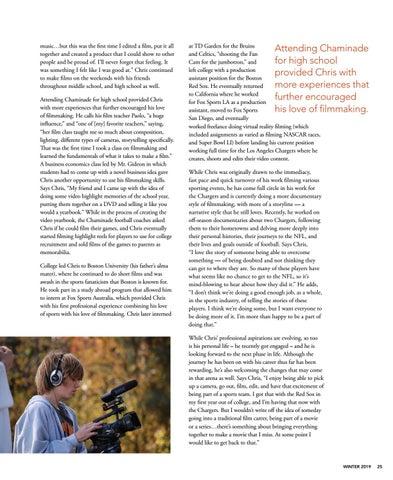 Page 27 of A Filmmaker Evolves