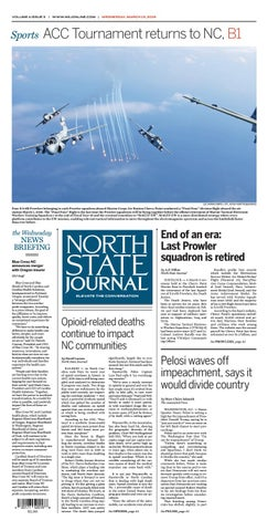 North State Journal Vol  4, Issue 3 by North State Journal - issuu