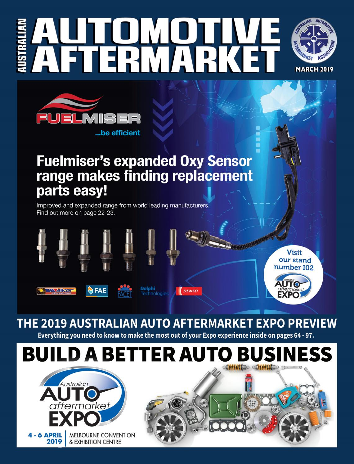 Australian Automotive Aftermarket eMagazine - March 2019 by aaaa710