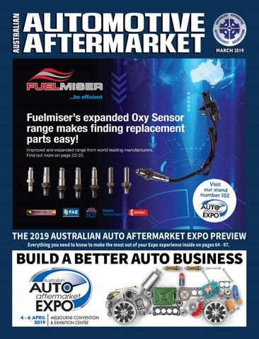5e4fa4f24 Australian Automotive Aftermarket eMagazine - March 2019 by aaaa710 ...