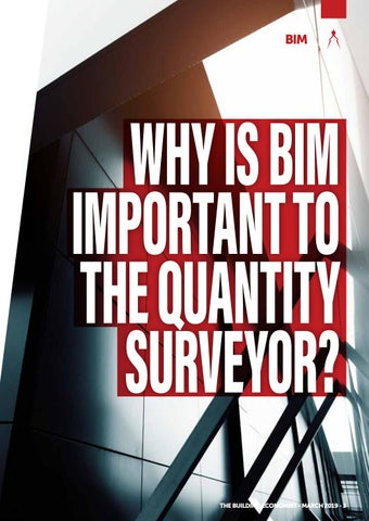 Page 5 of Why is BIM important to the Quantity Surveyor