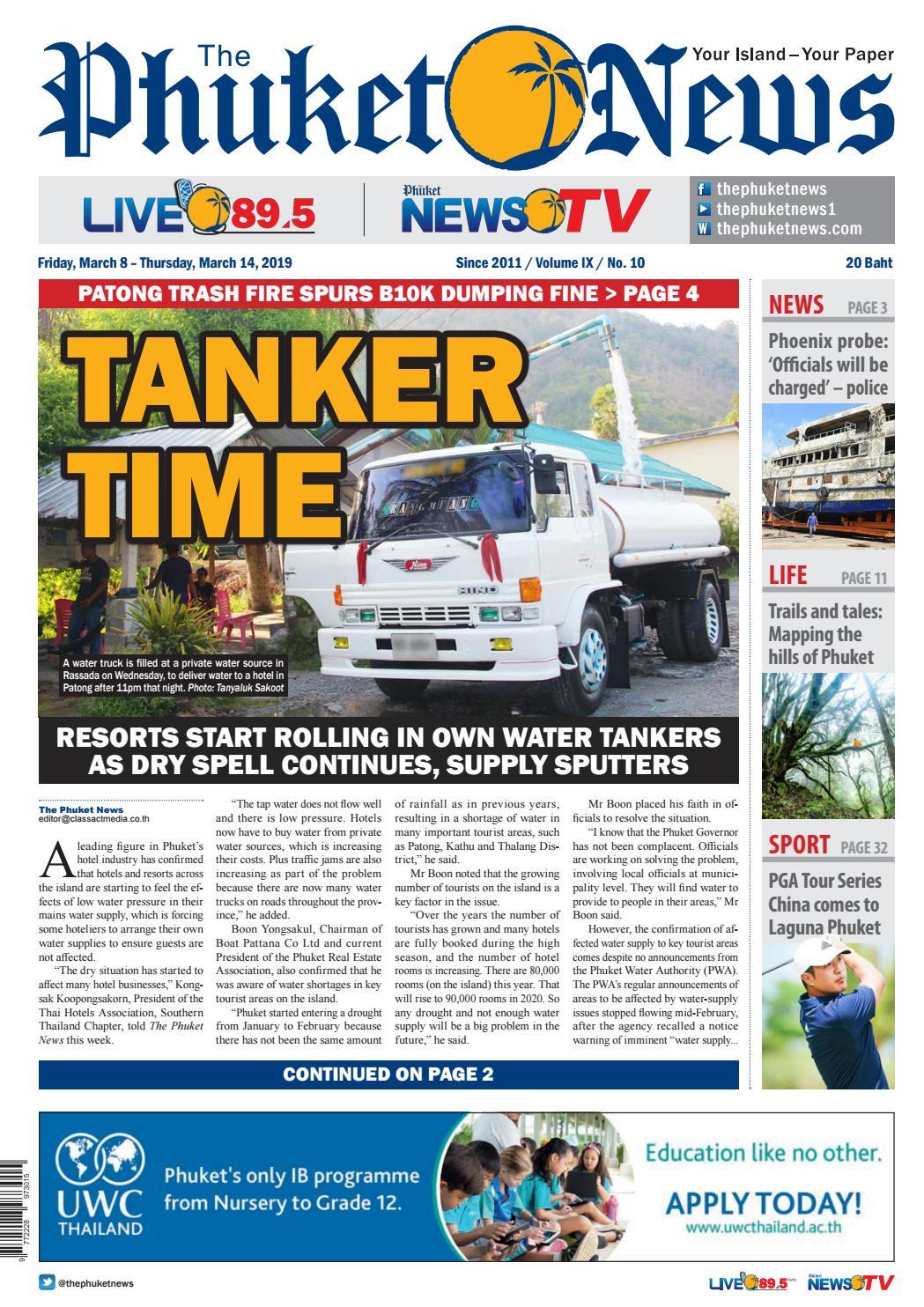 The Phuket News 08 March 2019 by The Phuket News - issuu
