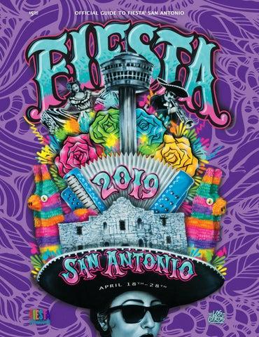 2885cbf849c2 2019 Fiesta San Antonio by Traveling Blender - issuu