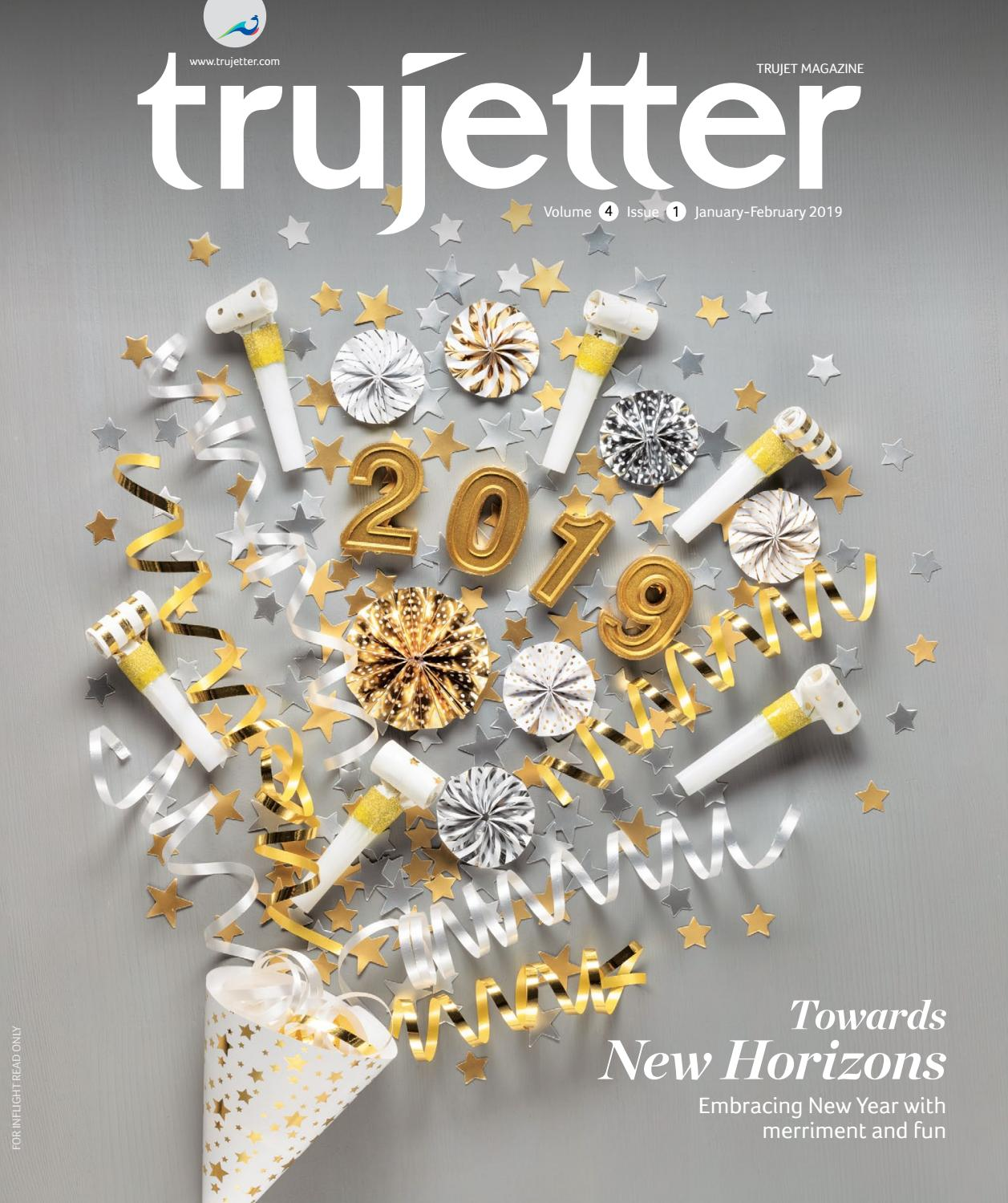 Trujetter January-February 2019 by Maxposure Media Group