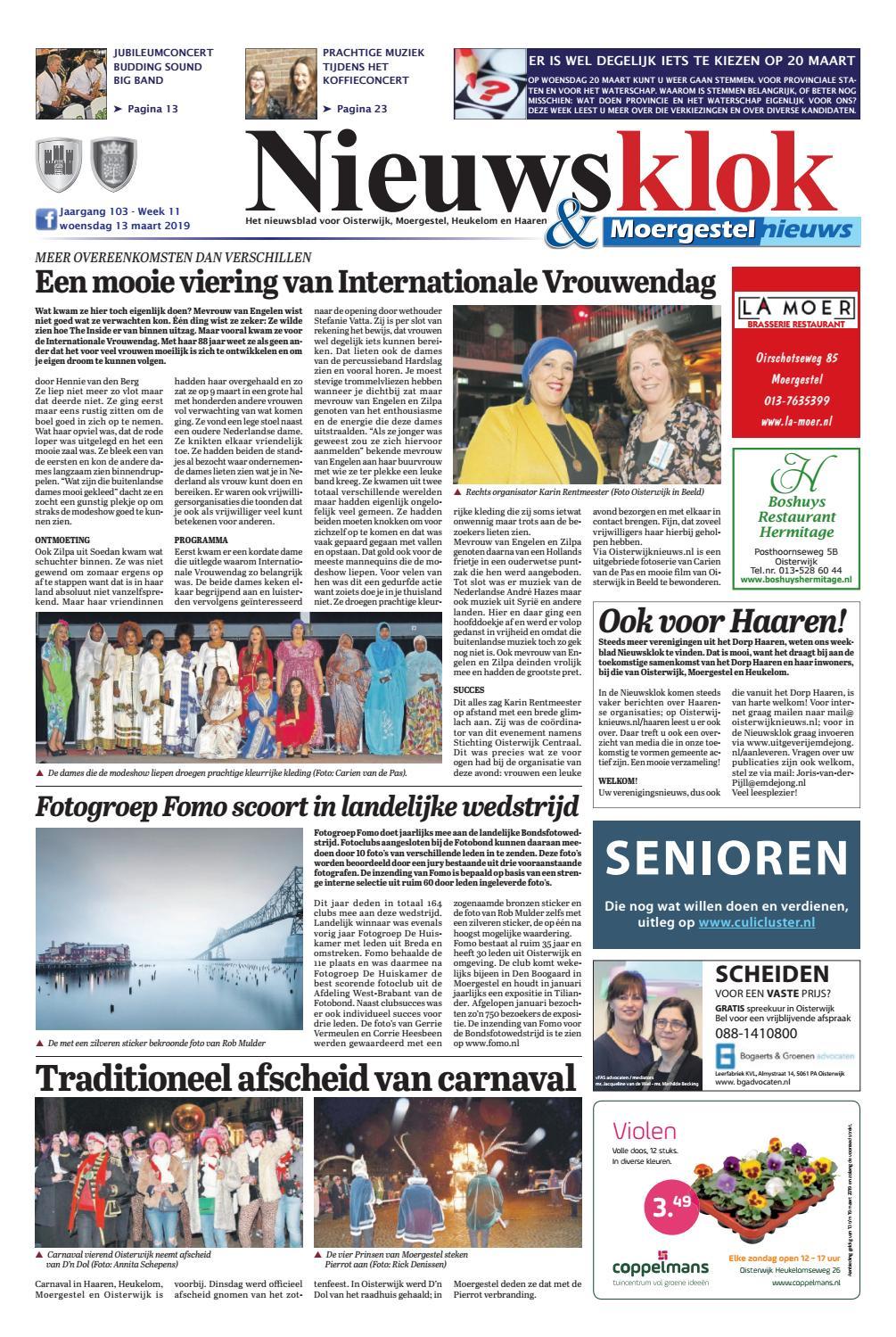 dec7dca3ff969a Nieuwsklok 13-03-2019 by Uitgeverij Em de Jong - issuu