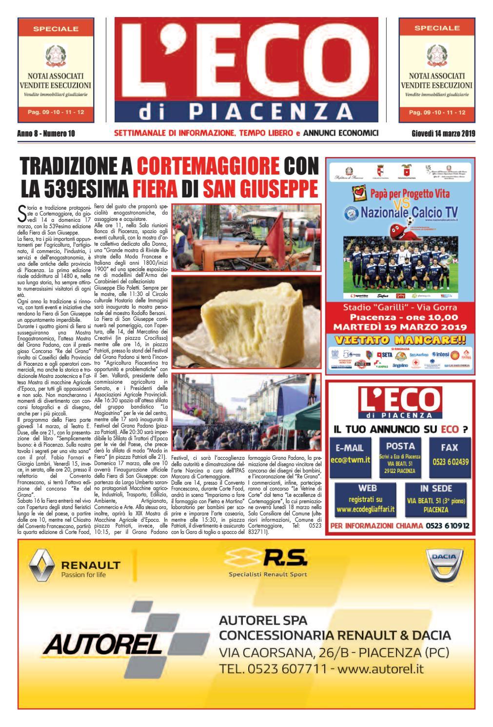 Scaffalature Metalliche Genova Via Gavette.Eco Di Piacenza 14 03 18 By Eco Di Piacenza Issuu