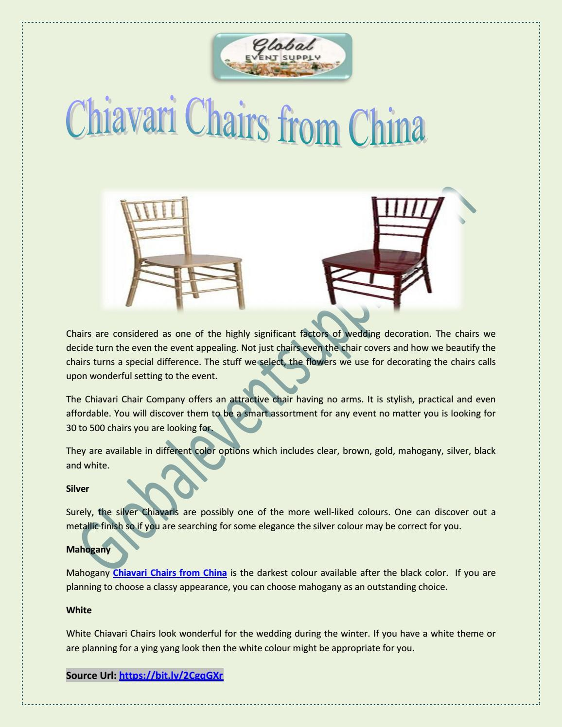Marvelous Chiavari Chairs From China Make A Right Selection As Per Forskolin Free Trial Chair Design Images Forskolin Free Trialorg
