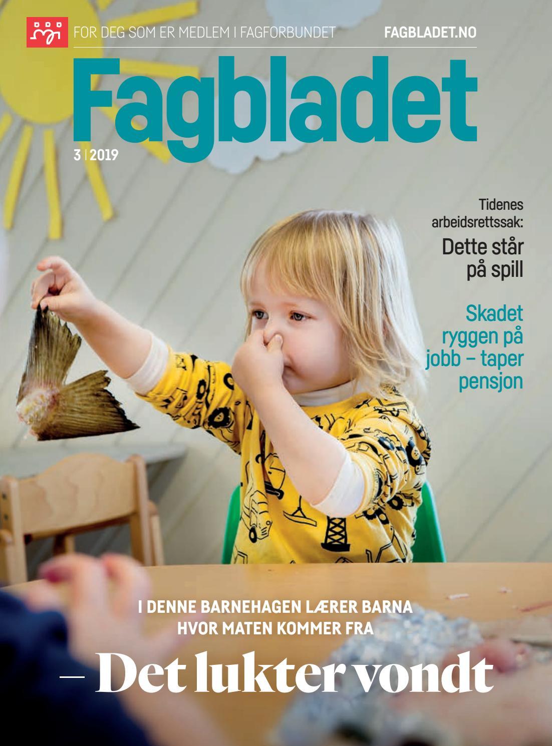 5409ed5b Fagbladet 2019 03 by Fagbladet - issuu