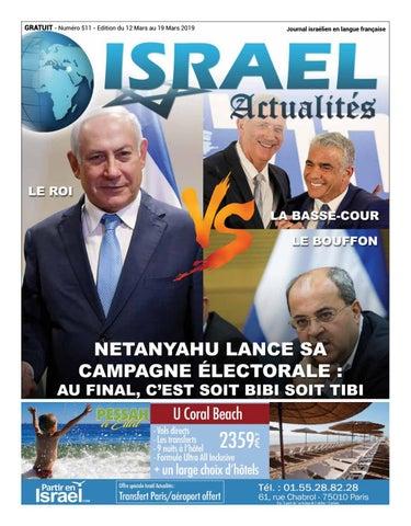 fd99aee7d87b5 Israël Actualités n°511 by epsilon media Associés - issuu