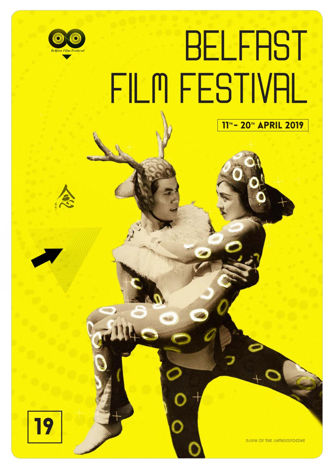 The 19th Belfast Film Festival By Belfastfilmfestival2 Issuu