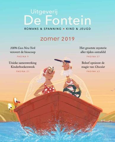 Basisschool De Fontein Den Helder.Catalogus De Fontein Zomer 2019 By Uitgeverij De Fontein Issuu
