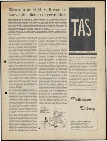 870a892c181 TAS blad by Redactie Univers - issuu
