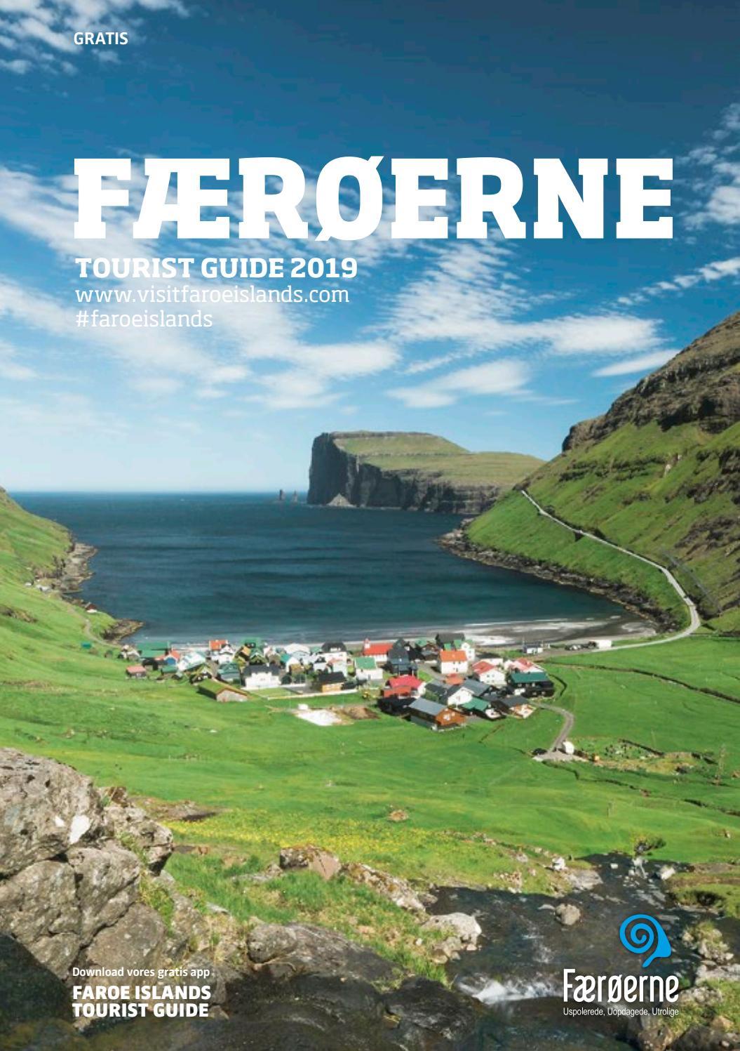 Faeroerne Tourist Guide 2019 By Visit Faroe Islands Issuu