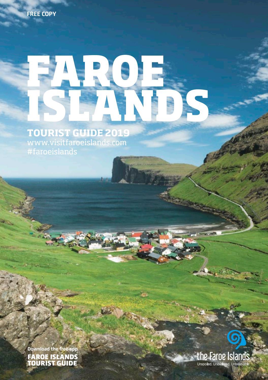 Faroe Islands - Tourist Guide 2019 by Visit Faroe Islands