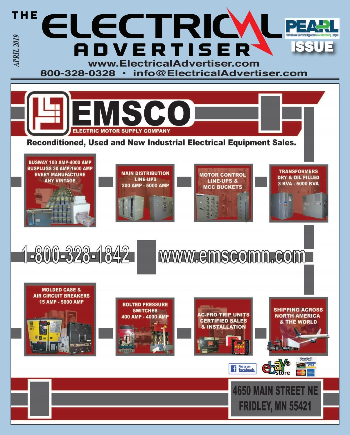 April Electrical Advertiser by Electrical Advertiser - issuu