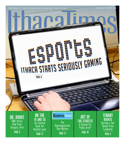 March 13, 2019 by Ithaca Times - issuu